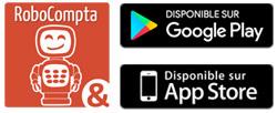 RoboCompta Mobile - comptabilité sur smartphone