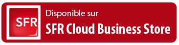 Notes de Frais ClicandTag sur SFR Cloud Business Store